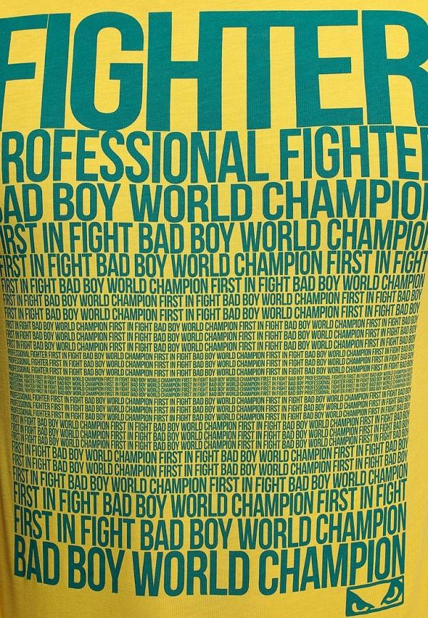 Футболка с надписями Bad Boy BSS14M001-17: изображение 2