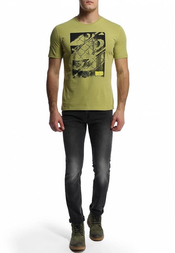 Спортивная футболка Bad Boy BSS14M001-19: изображение 3