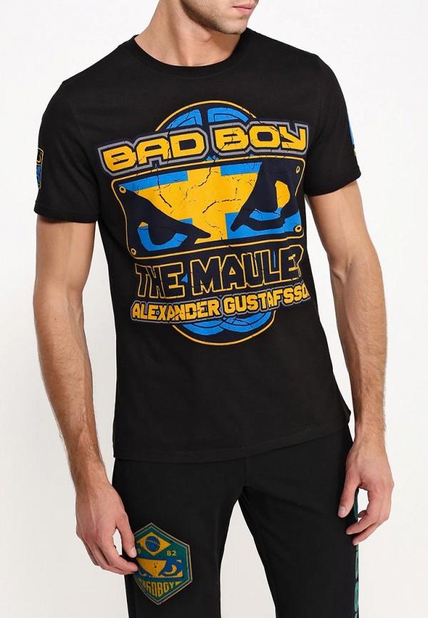 Футболка с надписями Bad Boy BSS15M001-04: изображение 3
