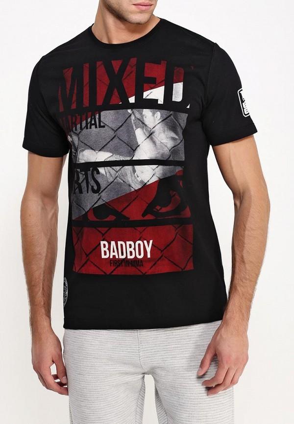 Футболка с надписями Bad Boy BSS15M001-13: изображение 3