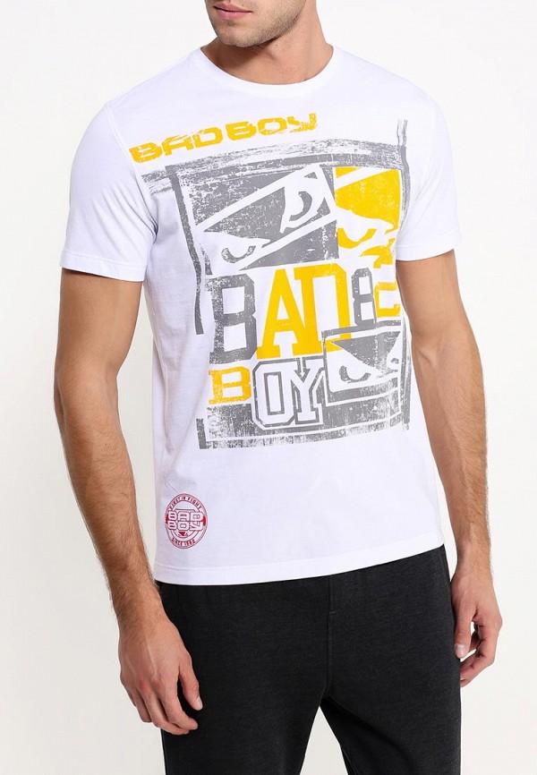 Футболка с надписями Bad Boy BSS15M001-20: изображение 3