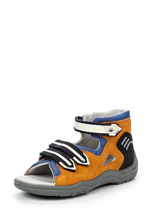 Ботинки для мальчиков Bartek 61592/J25