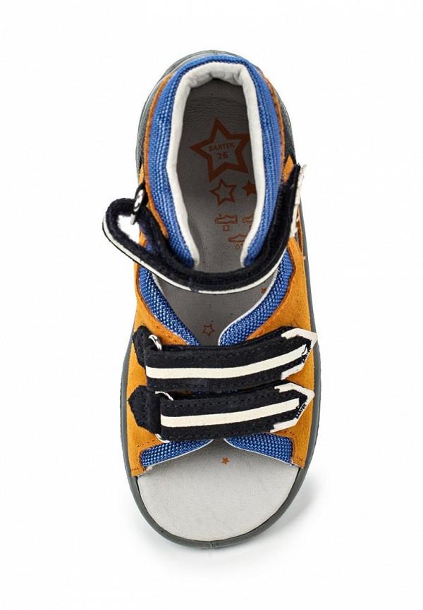 Ботинки для мальчиков Bartek 61592/J25: изображение 4