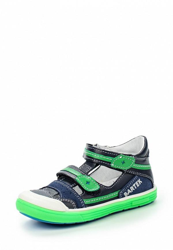 Ботинки для мальчиков Bartek 81885/X81