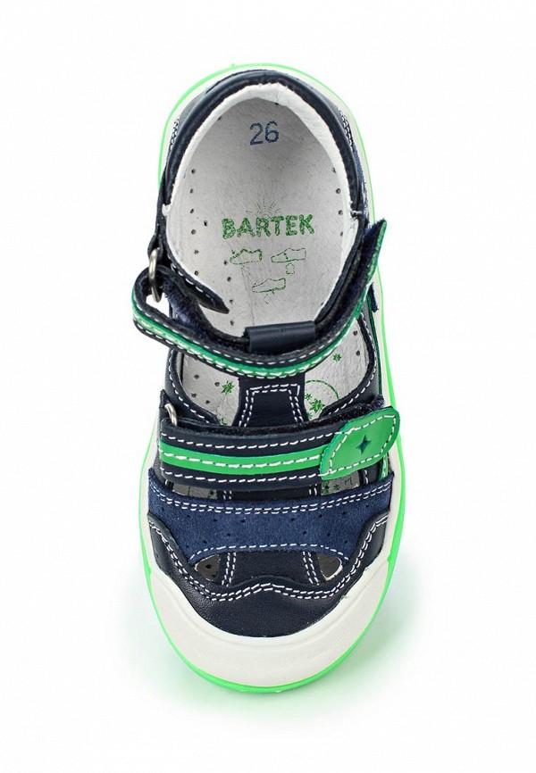 Ботинки для мальчиков Bartek 81885/X81: изображение 4