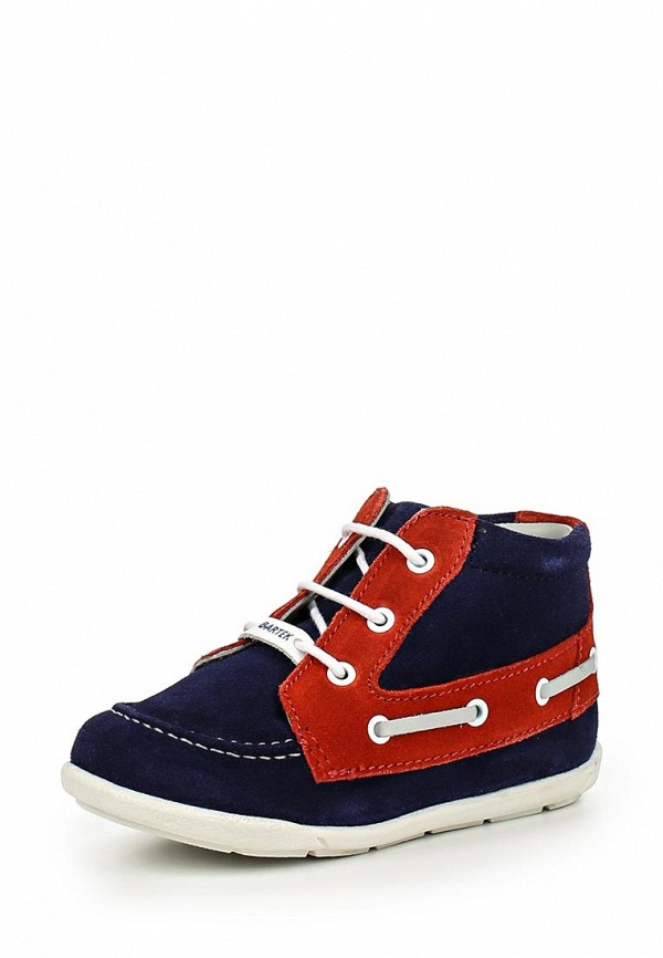 Ботинки для мальчиков Bartek 61598/W17