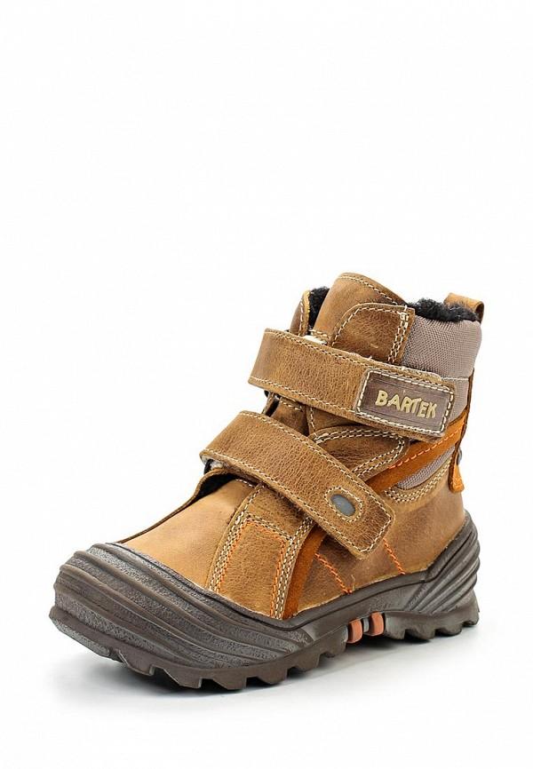 Ботинки для мальчиков Bartek 71407/C04: изображение 1