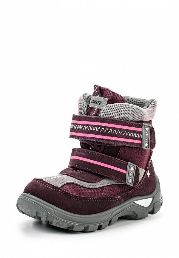 Ботинки для мальчиков Bartek 51581/62G