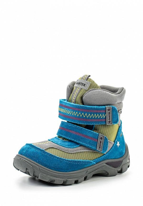Ботинки для мальчиков Bartek 51581/0TF
