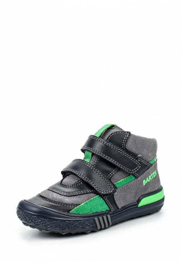 Ботинки для мальчиков Bartek 91756/9/0U5: изображение 1