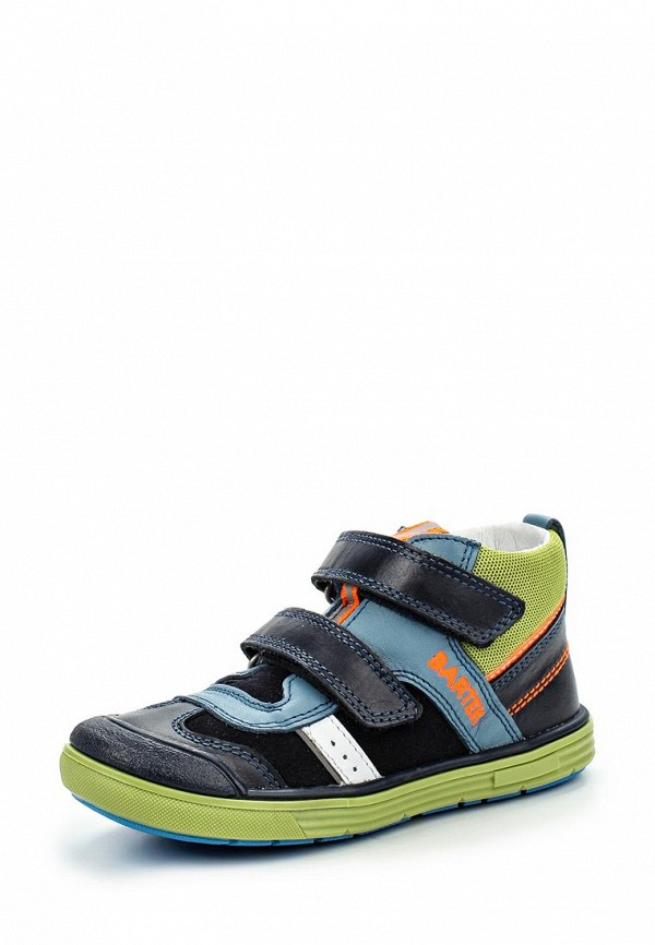 Ботинки для мальчиков Bartek 81859/9/11K: изображение 1