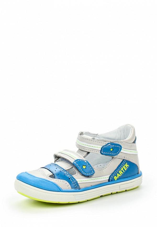 Ботинки для девочек Bartek 81885/0YZ: изображение 1