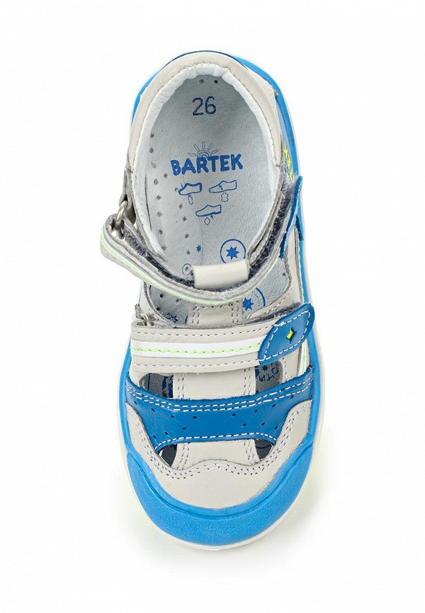 Ботинки для девочек Bartek 81885/0YZ: изображение 4