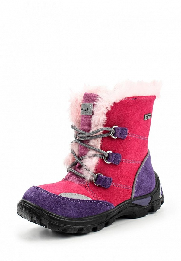Ботинки для девочек Bartek 91528/22K
