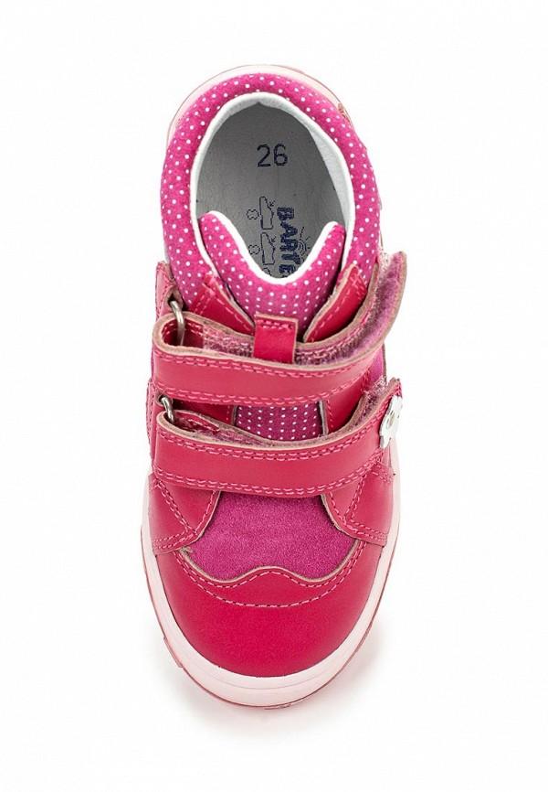 Ботинки для девочек Bartek 91786/E19: изображение 4