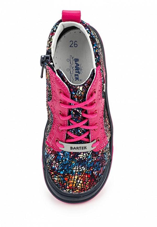 Ботинки для девочек Bartek 81844/9/1L4: изображение 4