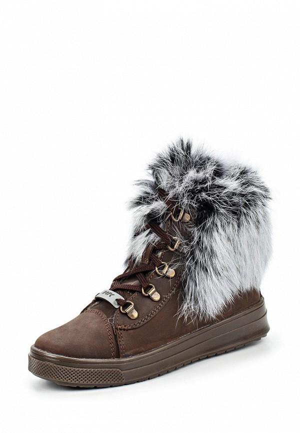 Ботинки для девочек Bartek 94393/45X