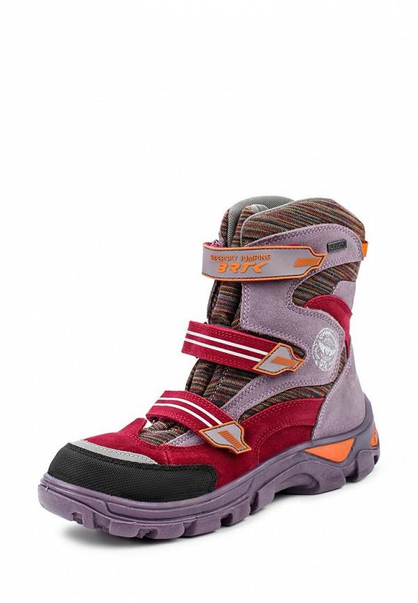 Ботинки для девочек Bartek 97672/0JA
