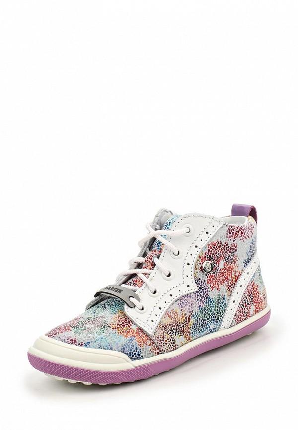 Ботинки для девочек Bartek 81844/1/1GC
