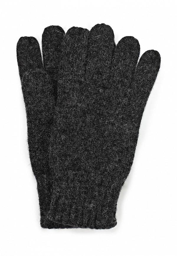 Перчатки Baon BA007DMCFX61. Цвет: серый