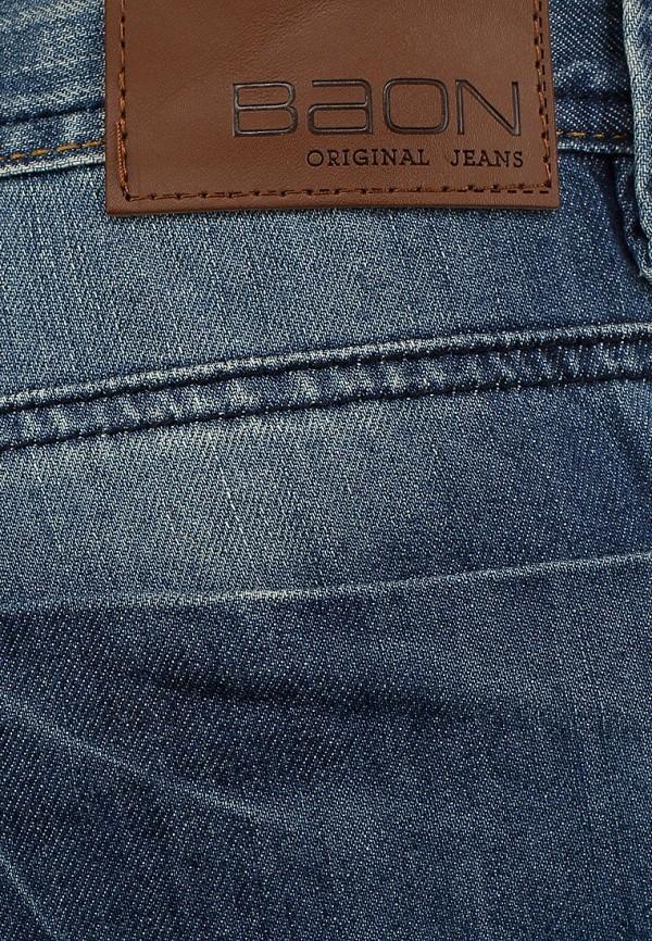 Мужские прямые джинсы Baon (Баон) B804002: изображение 4