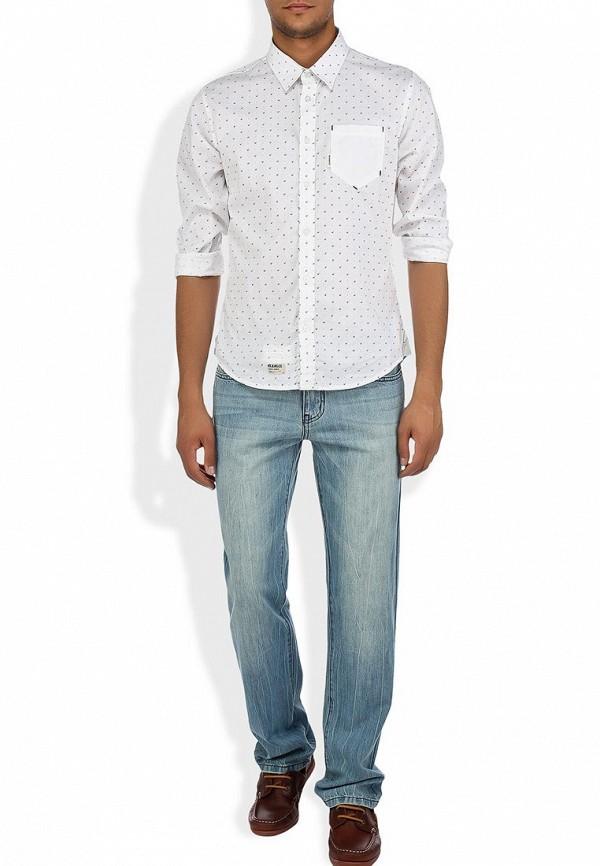 Мужские прямые джинсы Baon (Баон) B804013: изображение 5