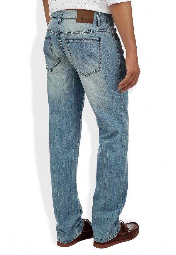 Мужские прямые джинсы Baon (Баон) B804013: изображение 7