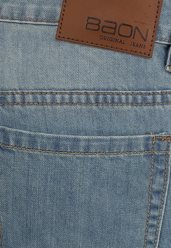 Мужские прямые джинсы Baon (Баон) B804015: изображение 4