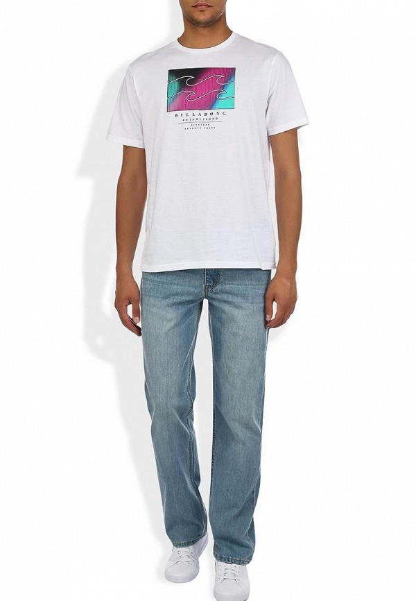 Мужские прямые джинсы Baon (Баон) B804015: изображение 6