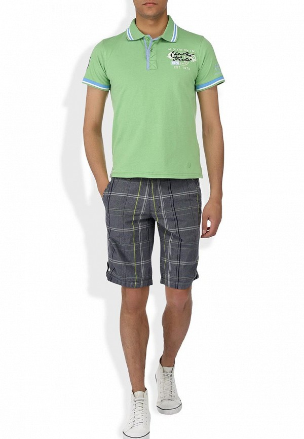 Мужские повседневные шорты Baon (Баон) B824022: изображение 6