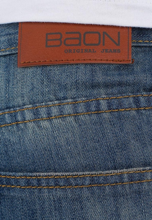Мужские джинсовые шорты Baon (Баон) B824029: изображение 4