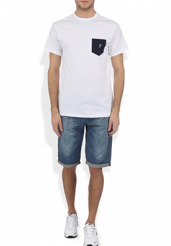 Мужские джинсовые шорты Baon (Баон) B824029: изображение 6