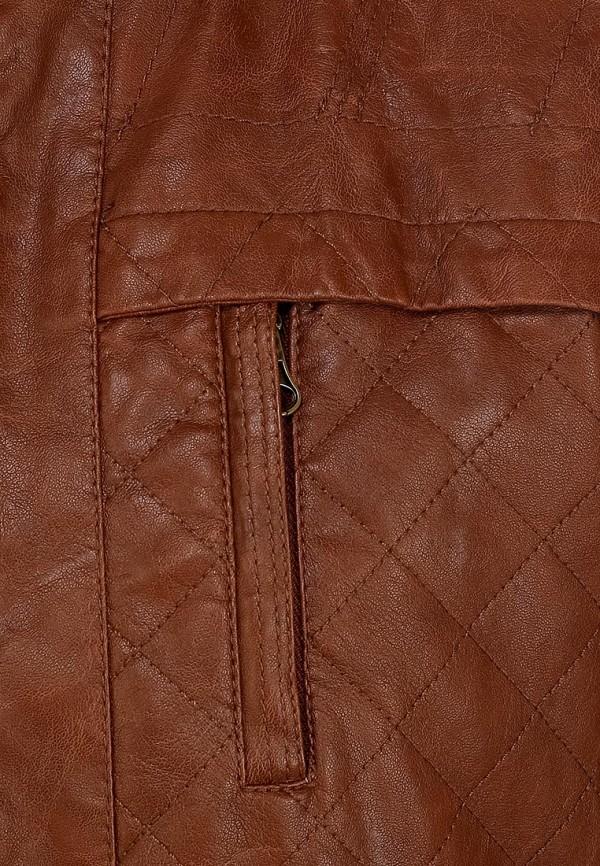 Кожаная куртка Baon (Баон) B534018: изображение 8