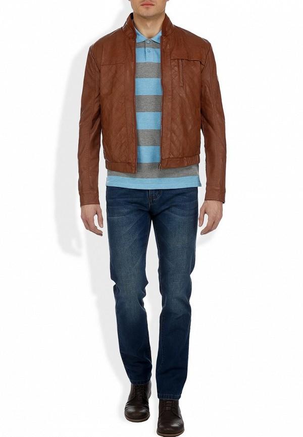 Кожаная куртка Baon (Баон) B534018: изображение 10
