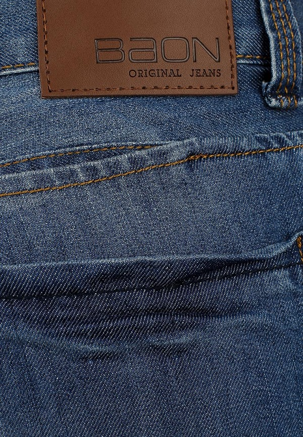Мужские прямые джинсы Baon (Баон) B804001: изображение 4