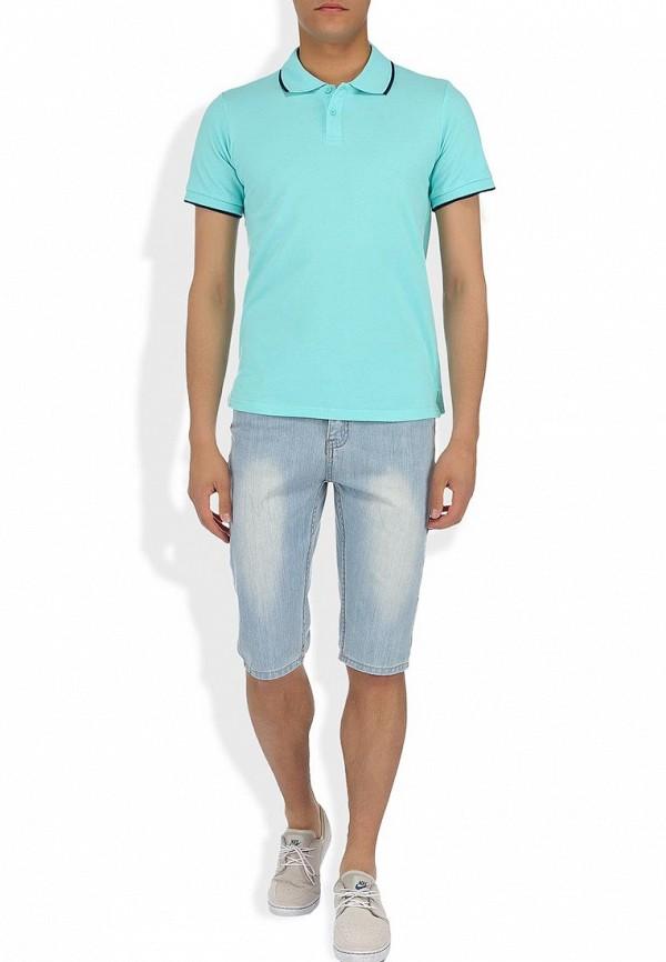 Мужские джинсовые шорты Baon (Баон) B824025: изображение 9