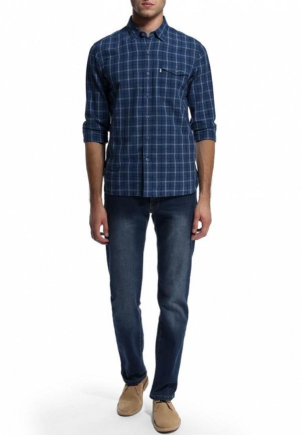Мужские прямые джинсы Baon (Баон) B804504: изображение 5