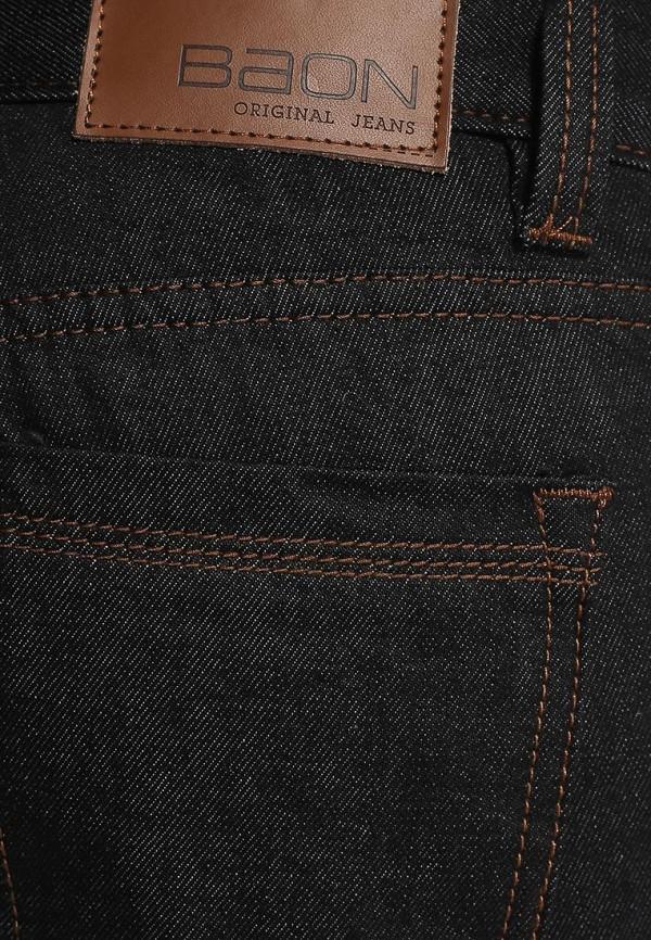 Мужские прямые джинсы Baon (Баон) B804507: изображение 3
