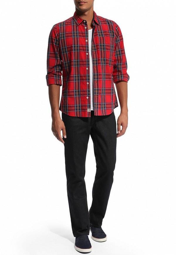 Мужские прямые джинсы Baon (Баон) B804507: изображение 5