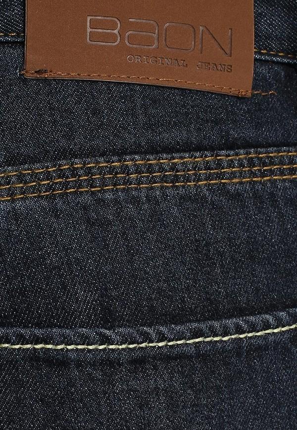 Мужские прямые джинсы Baon (Баон) B804508: изображение 4