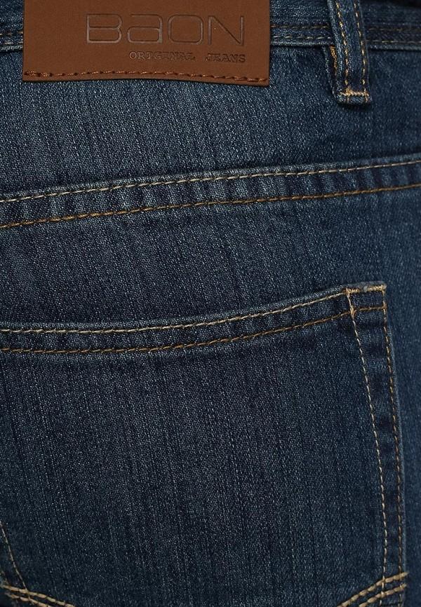 Мужские прямые джинсы Baon (Баон) B804511: изображение 3
