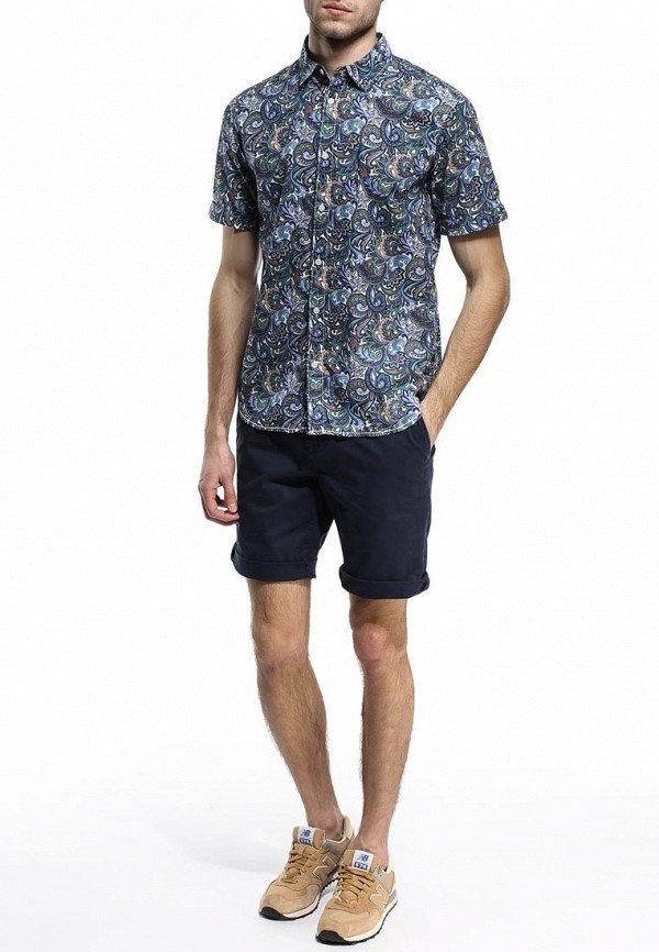 Рубашка с коротким рукавом Baon (Баон) B685023: изображение 3