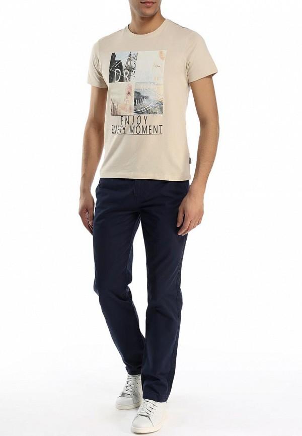 Мужские прямые джинсы Baon (Баон) B795019: изображение 4