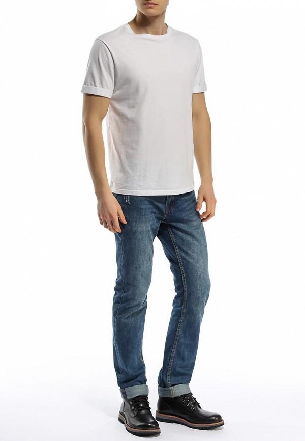 Мужские прямые джинсы Baon (Баон) B805005: изображение 5