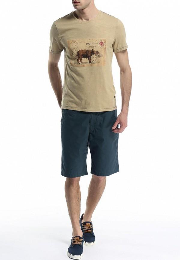 Мужские повседневные шорты Baon (Баон) B825002: изображение 3