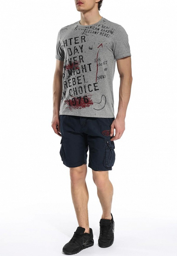 Мужские повседневные шорты Baon (Баон) B825419: изображение 7
