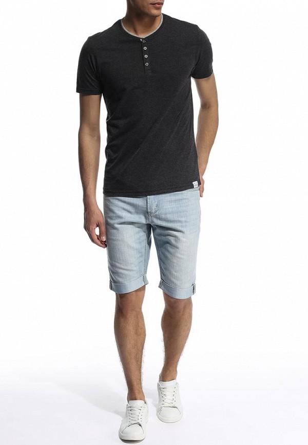 Мужские джинсовые шорты Baon (Баон) B825424: изображение 3