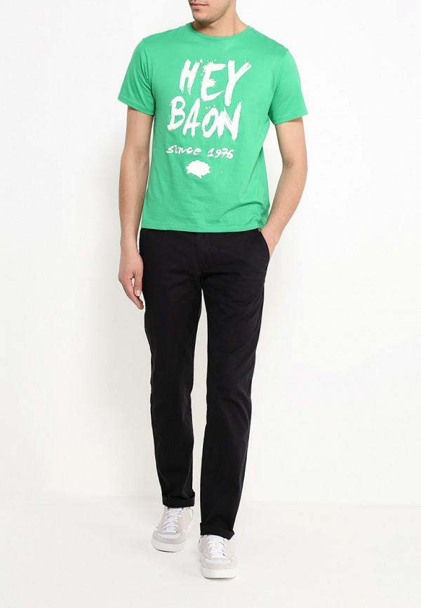 Мужские повседневные брюки Baon (Баон) B796004: изображение 3