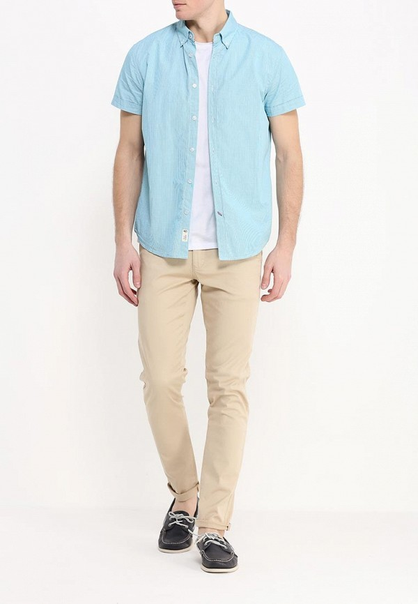 Рубашка с коротким рукавом Baon (Баон) B686004: изображение 3