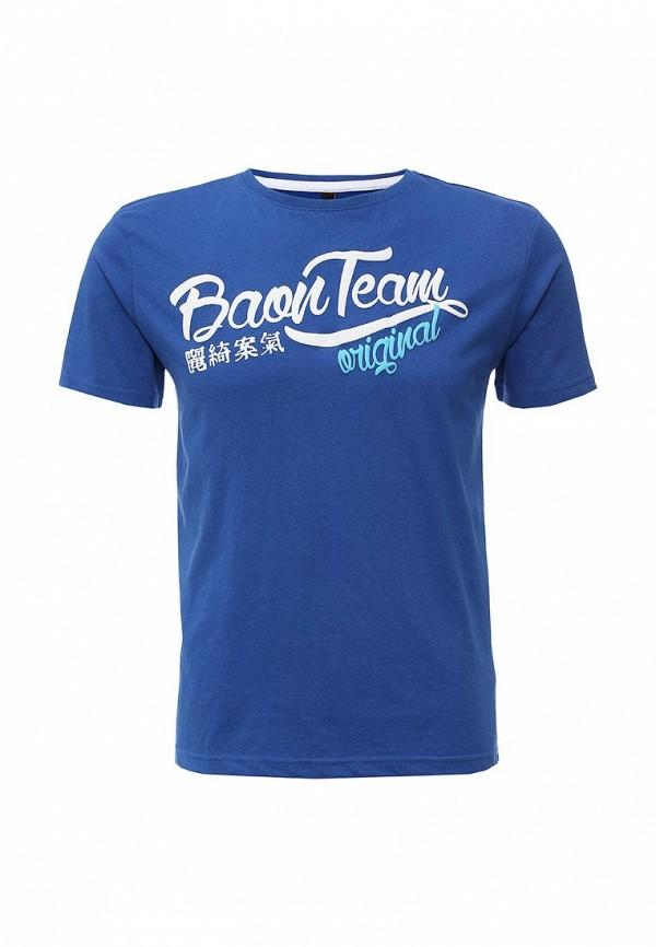 Футболка с надписями Baon (Баон) B736041: изображение 1